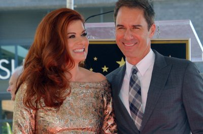 Eric McCormack, Debra Messing to host Golden Globes 75th anniversary special