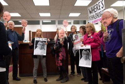 Khashoggi's death leads to several no-shows at Saudi financial conference