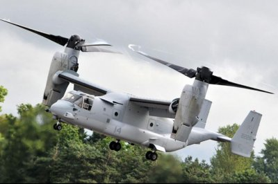 Bell Boeing nets $143.9M for Osprey logistics, engineering support