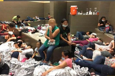 Homeland Security: Tensions rising in crowded migrant detention facilities