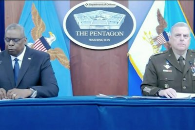 Austin, Milley say $715B defense budget is ample for DoD's needs