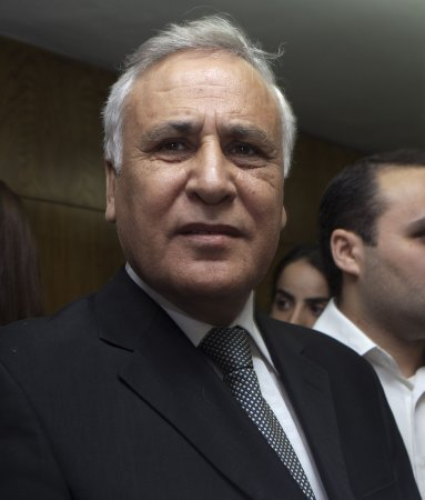 Former Israeli president to go to prison