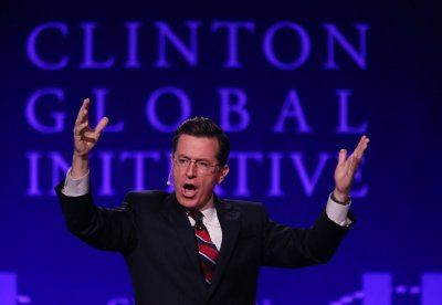 Stephen Colbert to visit Letterman's 'Late Show'
