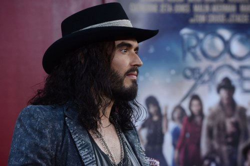 Russell Brand is talking revolution on 'Revolution' book tour