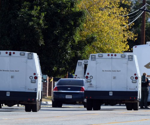 FBI finds cache of weapons, explosives at Calif. suspects' home; Terrorist motives explored