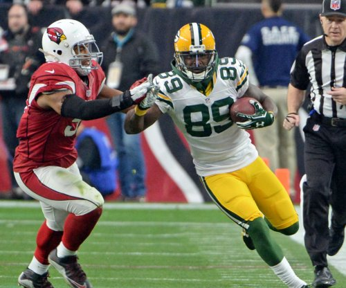 James Jones done with Green Bay Packers