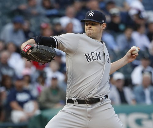 New York Yankees option pitcher Jordan Montgomery to Triple-A