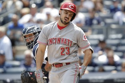 Cincinnati Reds use big sixth-inning to power past Atlanta Braves