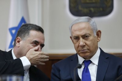 Israeli PM Benjamin Netanyahu appoints new foreign minister