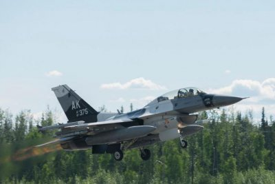2,000 air force personnel from 4 nations join Red Flag-Alaska exercises