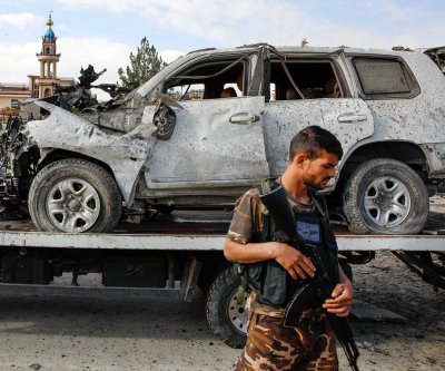 Car bomb kills 12 near Kabul airport