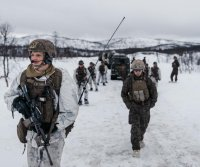 Marines wrap rotational deployment in Norway