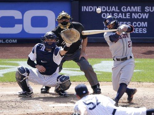 Jose Altuve, Yordan Alvarez lead Astros over Gerrit Cole, Yankees