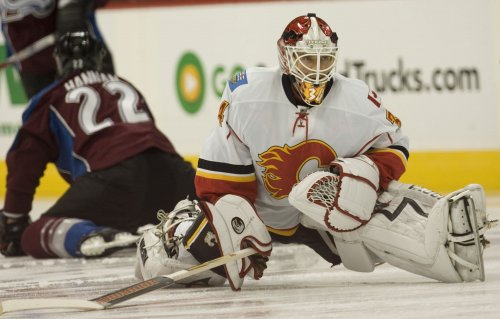 NHL: Calgary 1, Colorado 0