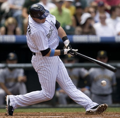 MLB: Colorado 5, Pittsburgh 4