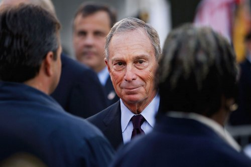 Bloomberg apologizes for Irish comments