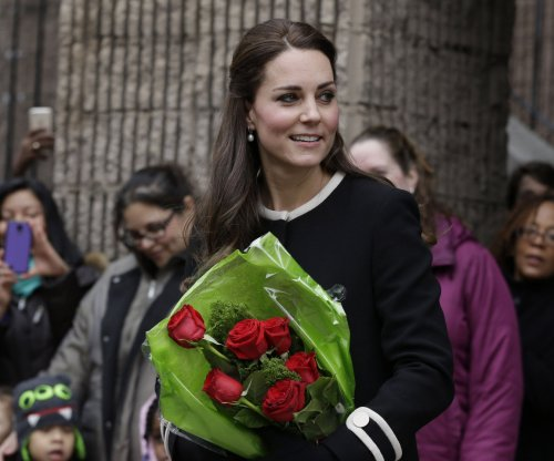 Kate Middleton visits Center for Child Development in NYC
