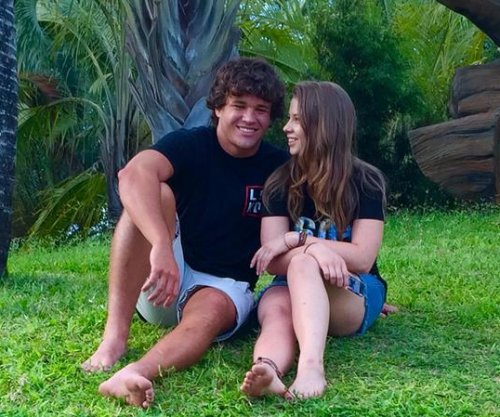 Bindi Irwin, Chandler Powell reunite over Christmas