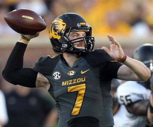 Missouri football dismisses QB Maty Mauk for violation of team rules
