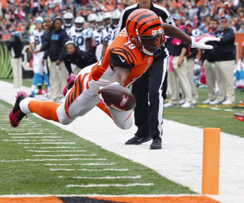 Cincinnati Bengals re-sign WR Brandon Tate