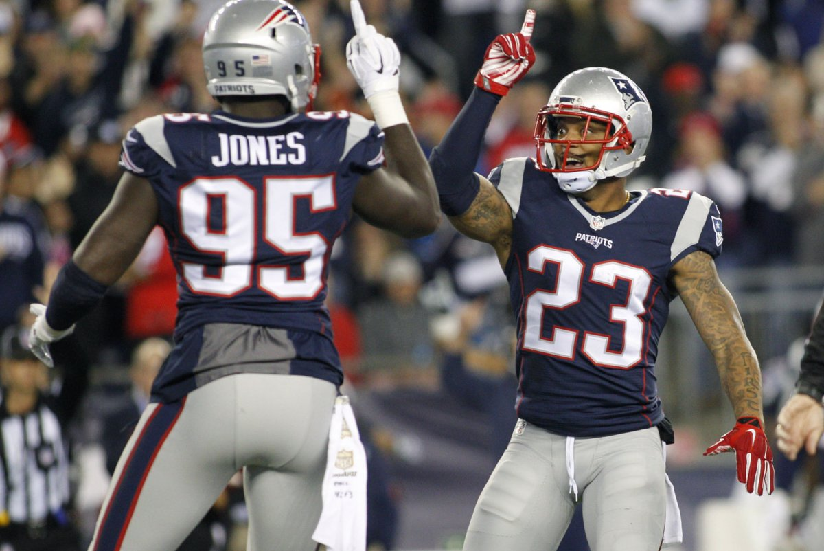 New England Patriots sign S Patrick Chung to one year extension