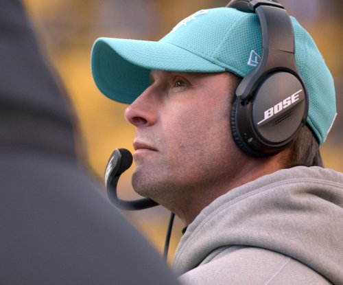 Miami Dolphins head coach Adam Gase wants physicality in practice
