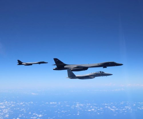 Air Force successfully launches LRASM missile from B-1B Lancer