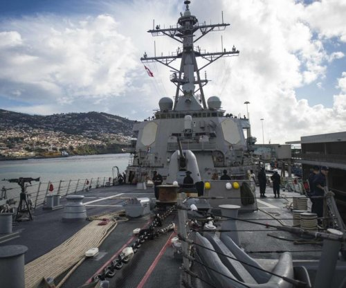 Lockheed to support AEGIS missile system on USS Stout