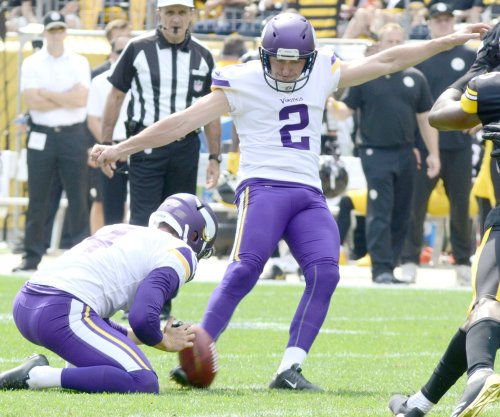 Reports: Vikings to re-sign Forbath