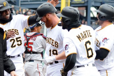 Pirates look to continue early success vs. Reds
