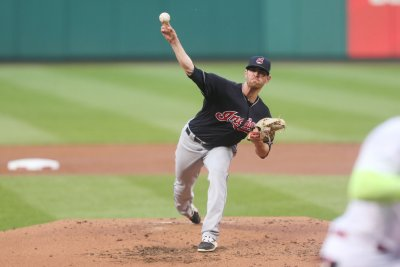 Indians aim to avoid sweep by last-place Royals