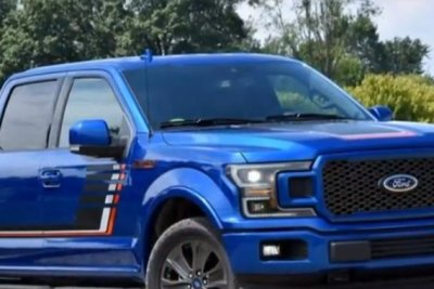 Ford recalls 2M F-150 pickups over potential seat belt hazard