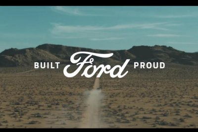 Ford rolls out new 'Built Ford Proud' ad campaign