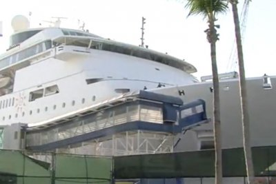 Cuba refuses U.S. cruise ship