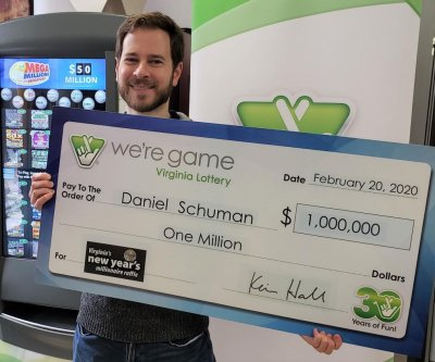 Man who never plays lottery wins $1 million from gift ticket
