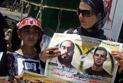 Palestinians plan one-day hunger strike