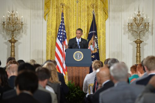 Obama outlines intelligence gathering reforms