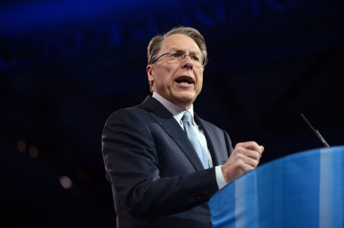 NRA's message at convention: The fight is not over