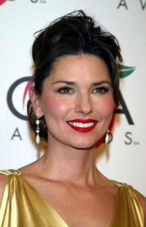 Shania Twain and husband split