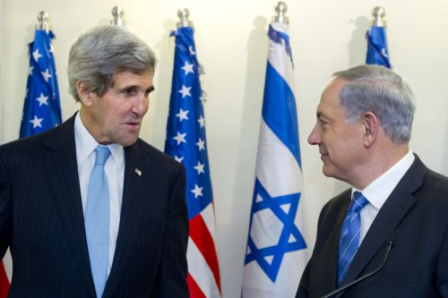 Israeli official apologizes for calling Kerry 'messianic'