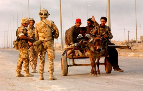 London report on Iraq war delayed