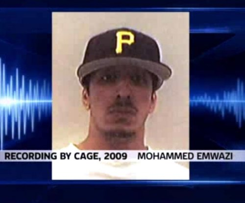 'Jihadi John' recording released by human rights group, said 9/11 was 'wrong'