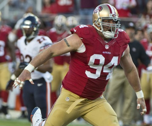 San Francisco 49ers' Justin Smith to retire