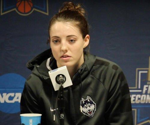 NCAA women's roundup: UConn deflates Robert Morris
