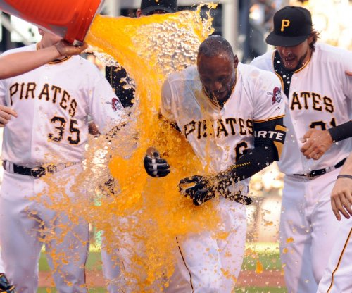 Starling Marte grand slam propels Pittsburgh Pirates past Cincinnati Reds