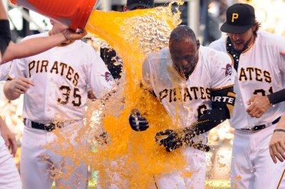 Starling Marte grand slam propels Pittsburgh Pirates past Cincinnati Reds