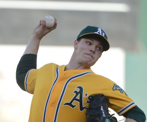 Oakland Athletics grind out 5-3 win over Kansas City Royals