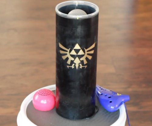 'Legend of Zelda' fan builds ocarina-controlled home automation system