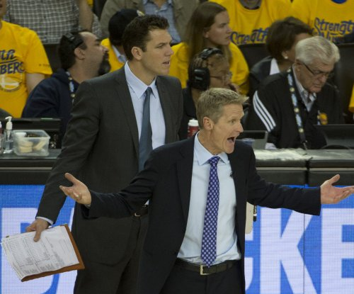Golden State Warriors coach Steve Kerr 'day to day' on return