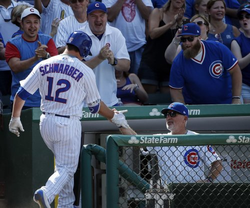 Chicago Cubs reportedly plan to send OF Kyle Schwarber to Triple-A Iowa